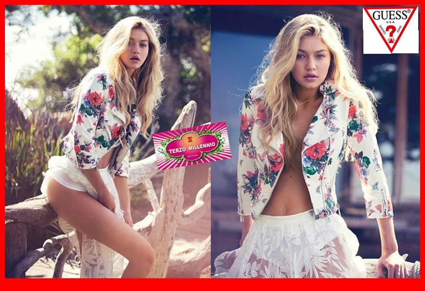 sale retailer 188e9 c1488 Terzo Millennio StoreGUESS ANTEPRIMA PRIMAVERA 2015 ...